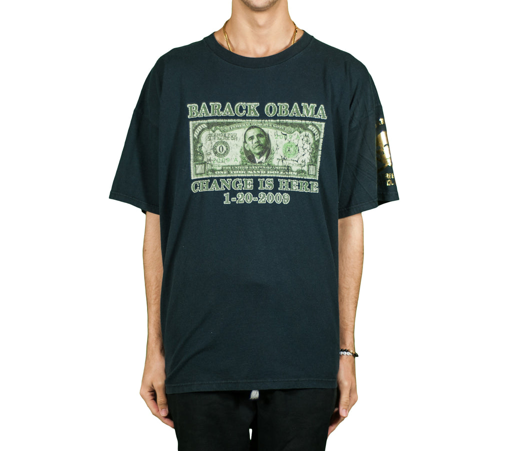 Barack Obama Bootleg T Shirt