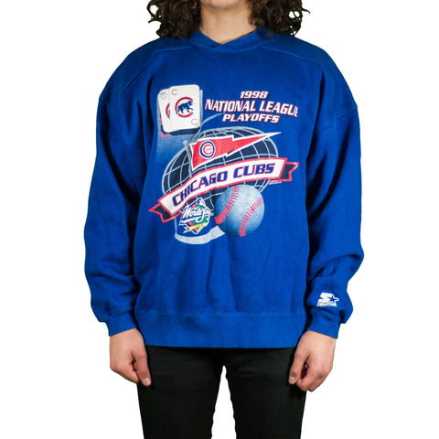 Chicago Cubs 1998 Playoffs Vintage Sweatshirt