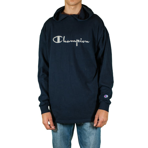 Champion Vintage Hooded Shirt