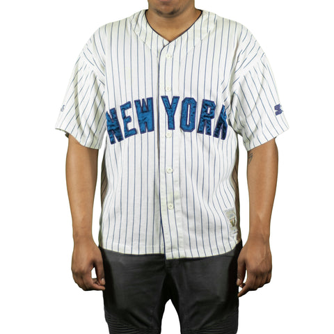 New York Yankees Vintage Starter Baseball Jersey