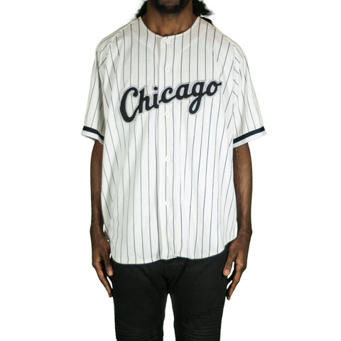Chicago White Sox Albert Belle Vintage Starter Baseball Jersey