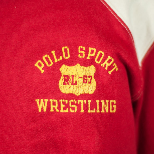 Polo Sport Vintage Wrestling Rugby Shirt
