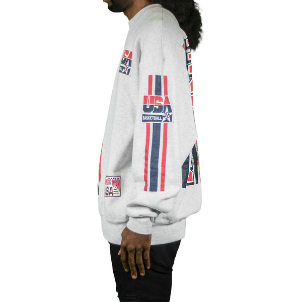 USA Basketball Vintage Sweatshirt
