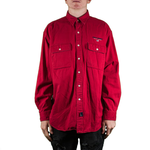 Polo Sport Vintage Button Down Shirt