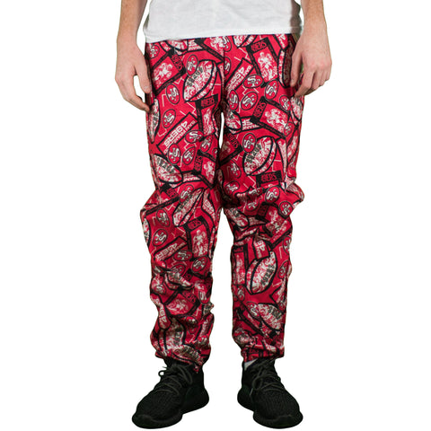 San Fransisco 49ers Vintage All Over Print Pants