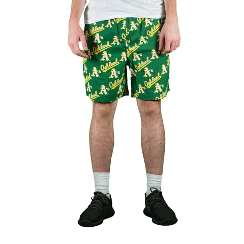 Oakland Athletics Vintage Shorts