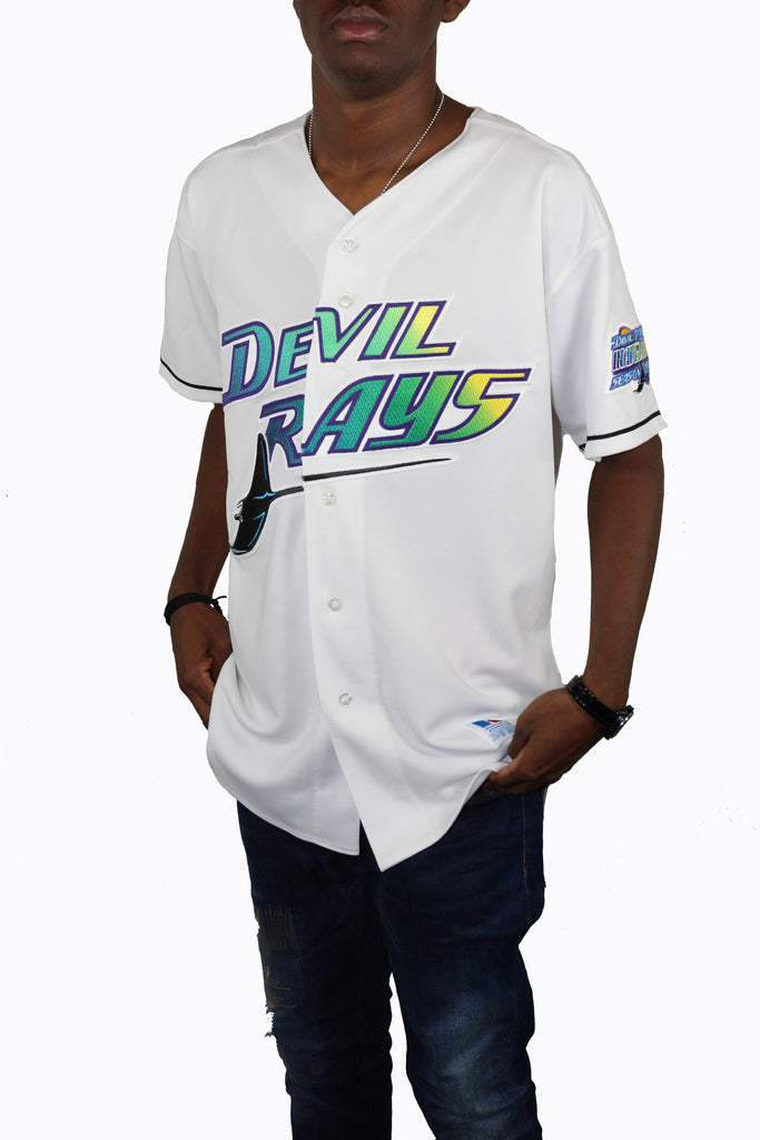 finest selection 642b5 57d64 vintage tampa bay devil rays shirt