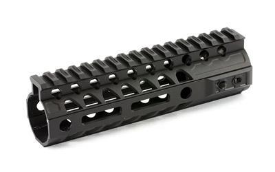 "2A Armament Aethon, Handguard, Hardcoat Black Anodized, 6AL-4V Titanium Barrel Nut, 6061 Extrusion, AR Rifles, 7"" 2A-AERML-7"