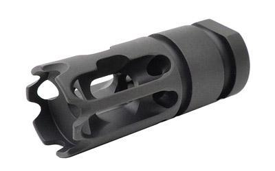 "2A Armament T3, Compensator, 4140 Bar Stock, Black Oxide, 1/2 X 28 TPI, 223 Rem, 556NATO, 2.115"" 2A-COMP-T3"