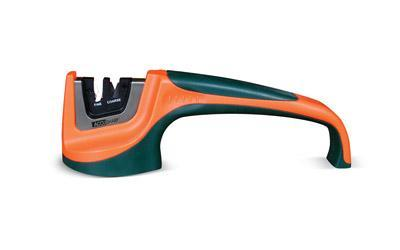 AccuSharp Pull-through Blade Sharpener, Orange Green