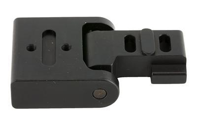 ACE ACE Folding Stock Mechanism with Boss, For Ak, Folds Left or Right, Black A500-K