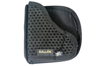 Allen Baseline In The Pocket Holster, Ambidextrous, Black Tacky Fabric, Size 46, Fits Most 380s With Lasers 44246