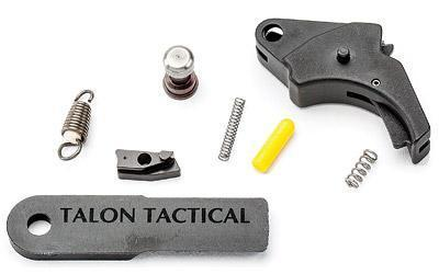 Apex Tactical Specialties Action Enhancement Trigger kit, Duty and Carry, Aluminum, Black, For M&P 9/40 100-079