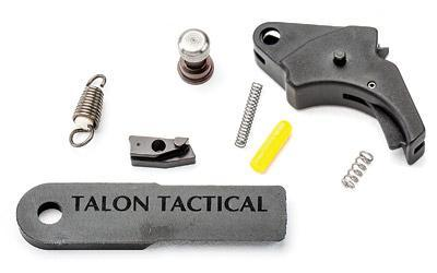 Apex Tactical Specialties Action Enhancement Trigger kit, Duty and Carry, Aluminum, Black, For M&P M2.0 9/40/45 Will Not Fit M&P Regular Models 100-179