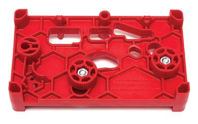 Apex Tactical Specialties Armorer's block, For Gunsmiths, Polymer, Red 104-001