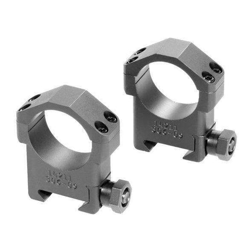 Badger 30MM Scope Rings, Fits Picatinny, High Height, Black