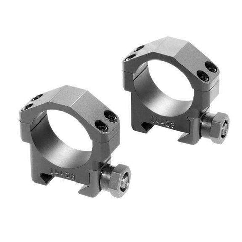 Badger 30MM Scope Rings, Fits Picatinny, Standard Height, Black