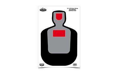 Birchwood Casey Dirty Bird Target, BC-19 Silhouette, 12x18 inch, 8 Targets