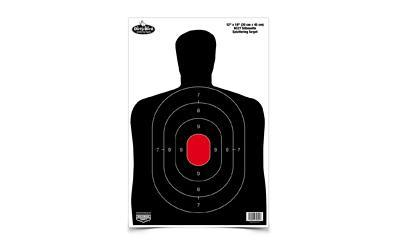 Birchwood Casey Dirty Bird Target, BC-27 Silhouette, 12x18 inch, 8 Targets