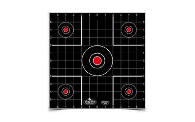 Birchwood Casey Dirty Bird Target, Sight-In, 12 inch, 12 Targets