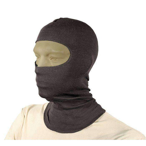 BlackHawk Lightweight Balaclava, with Nomex, 18 inch Length, Black