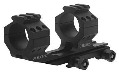 "Burris AR Tactical Proper Eye Position Ready Mount (PEPR), 1"", Aluminum, With Picatinny Tops, Matte Finish 410343"