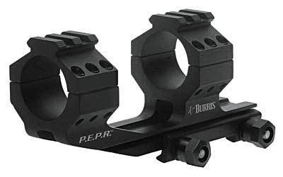 Burris AR Tactical Proper Eye Position Ready Mount (PEPR), 30mm, Aluminum, With Picatinny Tops, Matte Finish 410341