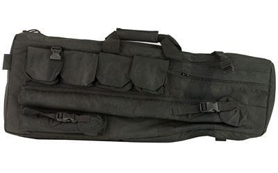 Desert Tech SRS Covert Soft Case BLK w/backpack Straps, Compact And Portable Storage For SRS Covert Rifle, Magazines, Silencer, Conversion Kit, And Cleaning Rod Plus Convenient Backpack Straps For Transport. DT-SRS-CS-001-BPBLK