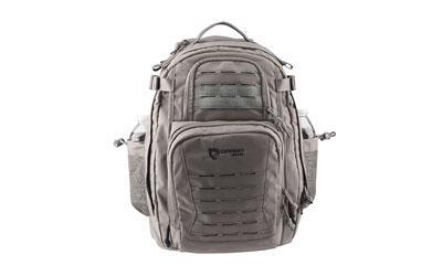Drago Gear Defender Backpack, 600D Polyester, Steel 14-310ST