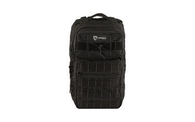 "Drago Gear Ranger Laptop Backpack, 18"" x 17.5""x 12.5"", Black 14-309BL"