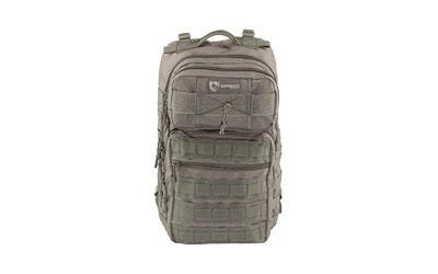 "Drago Gear Ranger Laptop Backpack, 18"" x 17.5""x 12.5"", Seal Gray 14-309BL"