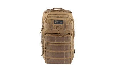 "Drago Gear Ranger Laptop Backpack, 18"" x 17.5""x 12.5"", Tan 14-309BL"