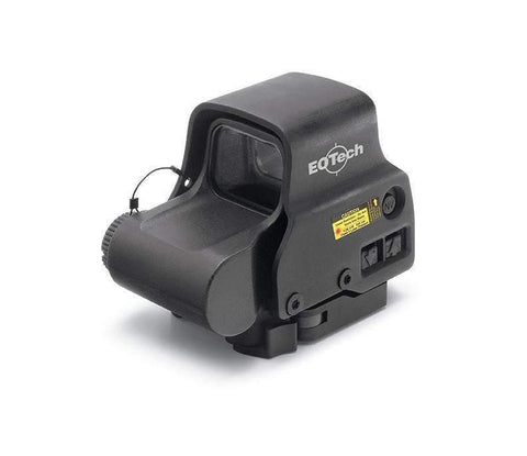 EOTech Tactical Holographic Sight, 68MOA Ring with (2) 1MOA Dots, Side Buttons, Night Vision Compatible, Black