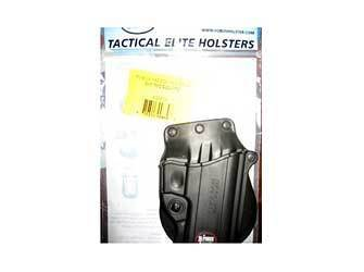 Fobus Paddle Holster, Fits Sig Mosquito, Right Hand, Kydex, Black SGMOS
