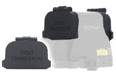 GG&G, Inc. Scopecover for EOTech 512/552 with Front Toward Enemy Marking, Black GGG1275FTE