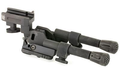 GG&G, Inc. XDS-2C Tactical Bipod, Compact, Fits Picatinny, Black GGG-1721