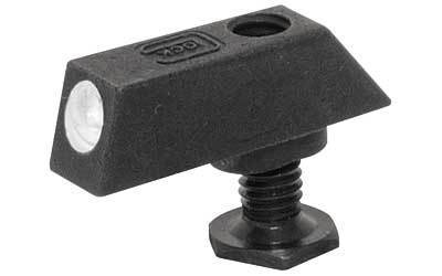 Glock OEM Front Night Sight, Fits All Glocks, Green Dot, Screw on, With Screw NF17G24