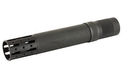 Hogue Freefloat Handguard Forend, Rifle Length, AR15 M16, Overmolded Gripping, Accessory Attachment, Black