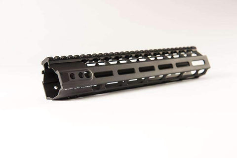 Kinetic Development Group Modular Receiver Extension, 11 inches, Fits AR Rifles, Black Finish