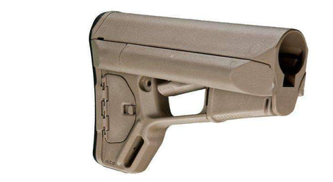Magpul Industries Adaptable Carbine Storage Stock, Fits AR-15, Military Spec, Flat Dark Earth