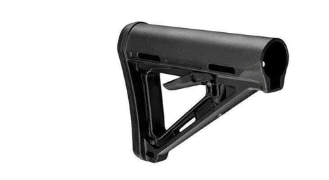 Magpul Industries MOE Carbine Stock, Fits AR-15, Military Spec, Black Finish