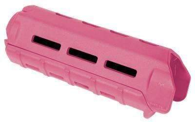Magpul Industries MOE M-LOK Handguard, For AR Rifles, Carbine Length, Pink