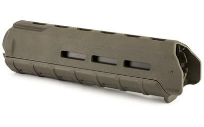 Magpul Industries MOE M-LOK Handguard, For AR Rifles, Mid-length, Olive Drab Green