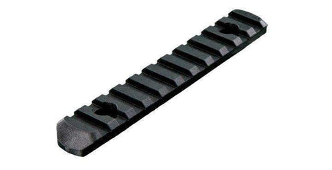Magpul Industries MOE, Picatinny Rail Sections, Fits MOE Hand Guard, 11 Slots, Black