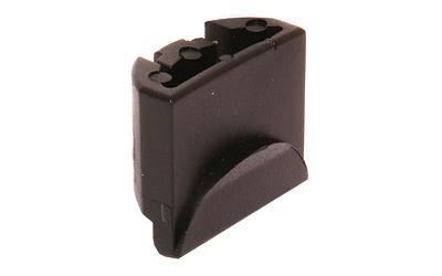 Pearce Grip Grip Insert, Fits Glock Gen4, Mid/Full Size, Black PGG4MF