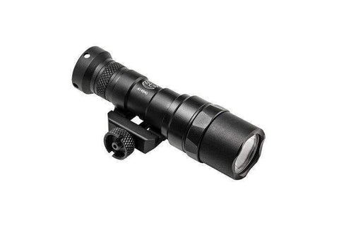 Surefire X300 Weaponlight, Weaponlight, Picatinny, 300 Lumen LED - Uses One 123A Battery, Z68 OnOff Tailcap, Black