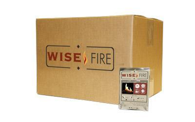 Wise Company Fire Box, 15 Individual Pouches, Boils 60 Cups 01-625ISF