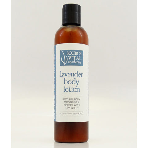Source Vital Lavender Body Lotion
