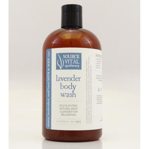 Source Vital Lavender Body Wash