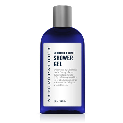 Naturopathica Sicilian Bergamot Shower Gel